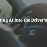 AI in the drivers seat